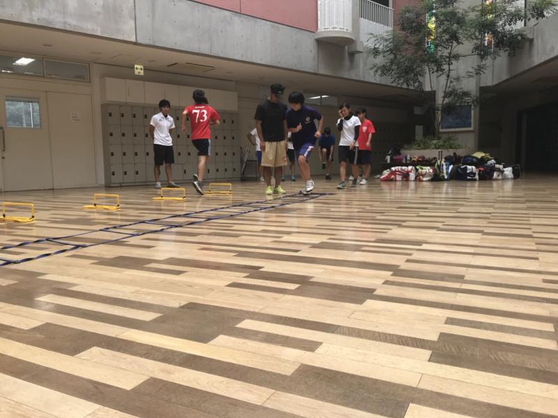 合同練習・合宿準備 at 杉並学院高校 | ソフトボール部Blog
