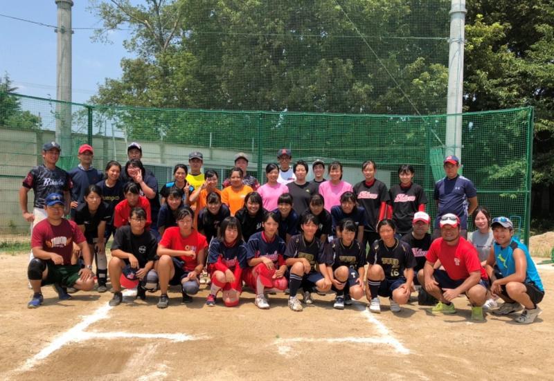 ソフトボールセミナー 3日目 at 東京理科大学