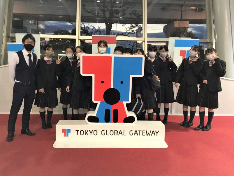 【8系統グローバル】TOKYO GLOBAL GATEWAY 体験プログラム