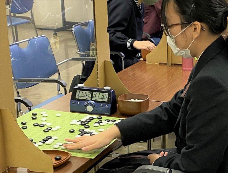 【囲碁部】選抜団体戦で東京1位 関東大会出場決定!