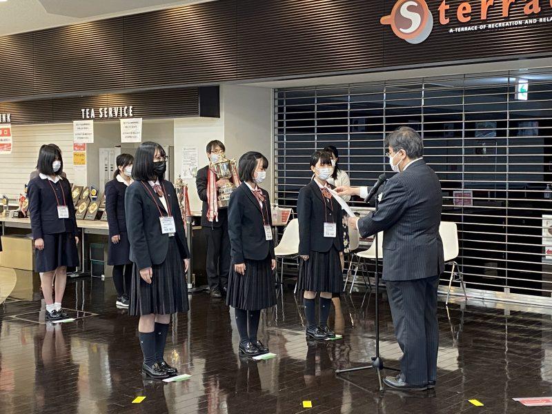囲碁部 第15回全国高等学校囲碁選抜大会        団体戦優勝 ・ 個人戦9路盤3位入賞