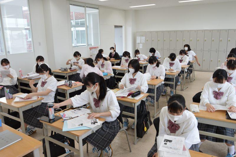 中間試験スタート!