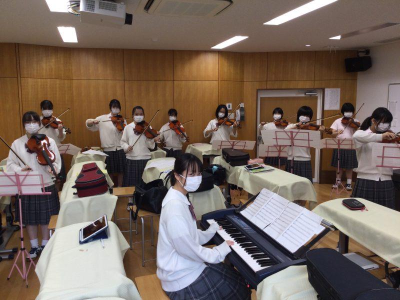 芸術科音楽 1学期の活動ご報告